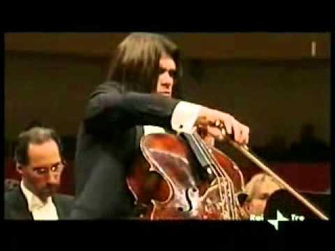 Bernstein - Meditation 3 - Kristian Jarvi - Gautier Capuçon