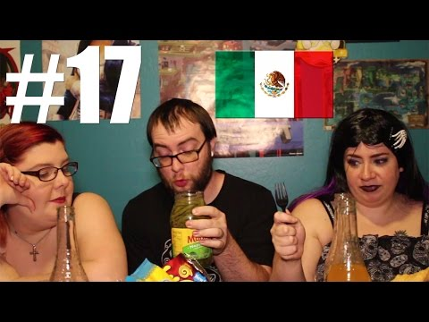 Jon'll Eat That Ep 17 - Mexican Foods by Request!