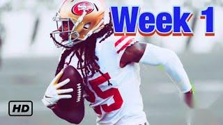 San Francisco 49ers WEEK 1 Highlights vs Buccaneers// Defense Has greatly Improved!!