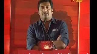 prakash raj about ilayathalabathy vijay speech in actor vijay rasigan express