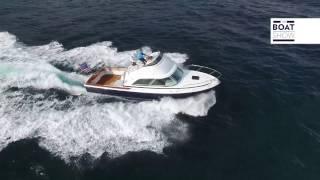 [ENG] NEW BERTRAM 35 - Luxury Fisherman Test - The Boat Show
