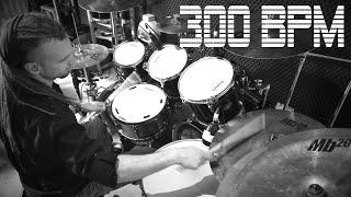 Standards in Metal Drumming 2016 - Blast Beats at 300BPM