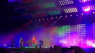 The opening of Bruno Mars at Pinkpop 2018
