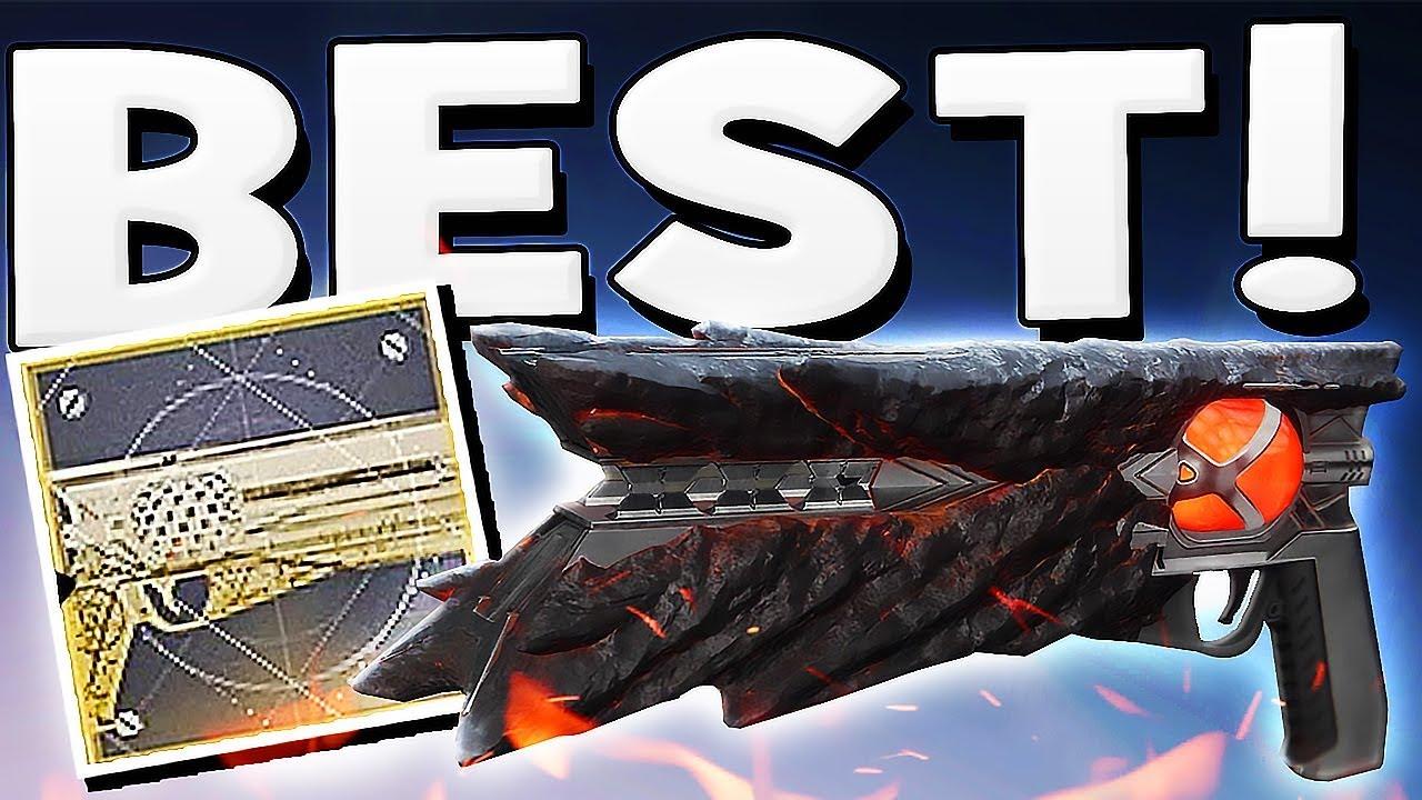Destiny 2 - SUNSHOT CATALYST NEW BEST HANDCANNON !!