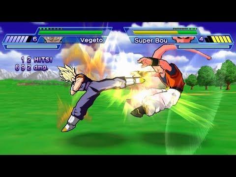 Shin Budokai 2 - All Special/Ultimate Attacks