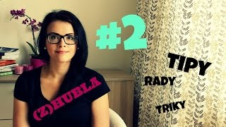 (Z)HUBLA #2 | 22 Rad a tipů | VEGAN | MARUŠKAVEG