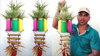 Hanging Tree Pot   Hanging Planter Vase at Home   Decorative Showpiece for Home Decor