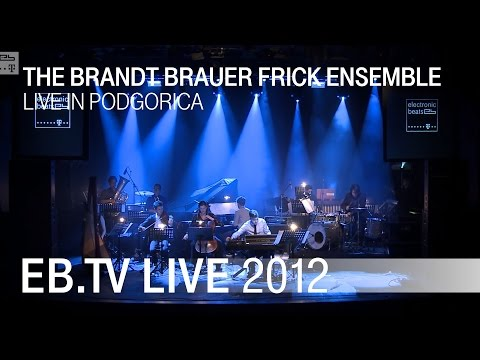 The Brandt Brauer Frick Ensemble live in...