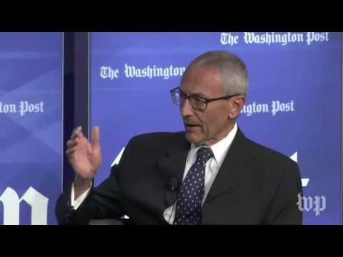 Thumbnail: John Podesta describes what it's like to be in the middle of an email hack