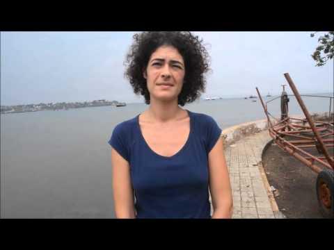 S. Tomé - Bióloga Sara Vieira, a Peregrina das Tartarugas Marinhas: Lei Aprovada ou Lei Morta?