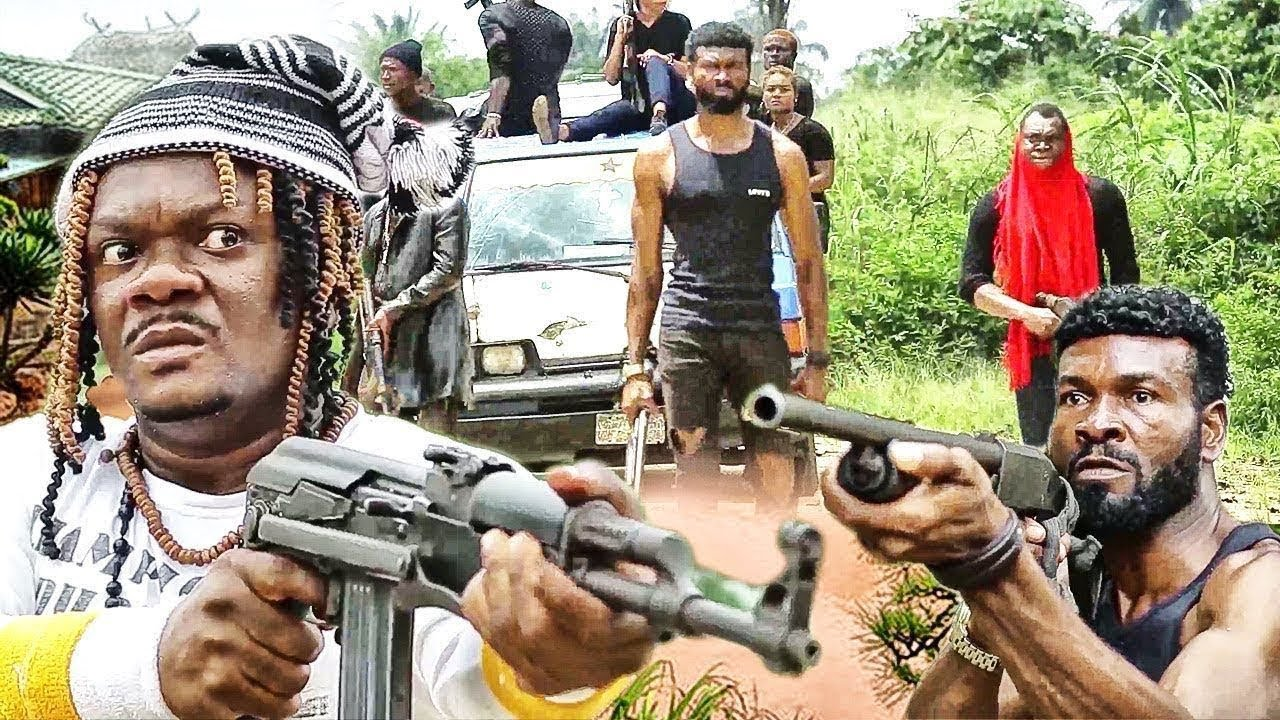Download THE SCORPIONS 1&2   - 2019 Latest Nigerian Nollywood Movie ll African Movie Full HD