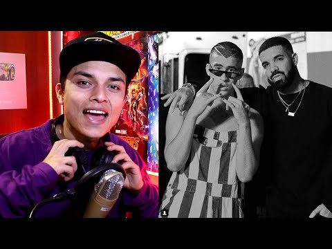 Bad Bunny feat. Drake - Mia ( Video Oficial ) Reaccion