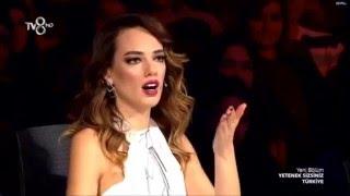 Yetenek Sizsiniz Türkiye'de Şok performans - Bubble Show - Burhan Öztoprak