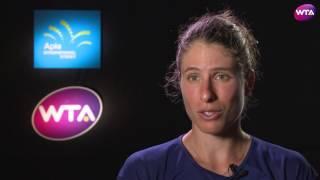 My Performance | Johanna Konta Defeats Genie Bouchard | 2017 Apia International Sydney Semifinals