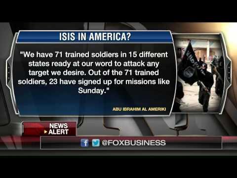 Fox-News: ISIS in den USA und bereit für den Angriff! Baldige False Flag!? #USA #is #isis #falseflag