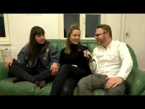 In Stereo: Gurr live & im Interview
