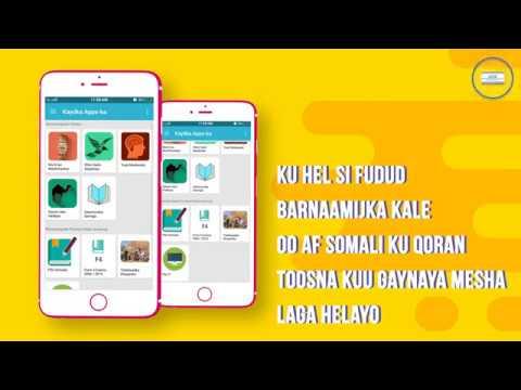 Qaamuuska Sayniska (Somali Science Dictionary)