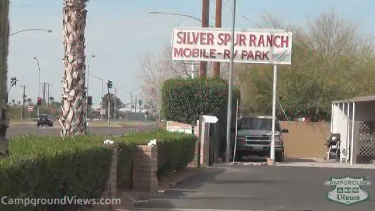 CampgroundViews.com - Silver Spur Ranch RV & Mobile Home Park Mesa Arizona AZ