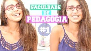 Faculdade de Pedagogia #1 - Matérias do 1º e 2º Período, Facilidade, Trabalhos, Psicopedagogia etc