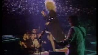 "Cyndi Lauper- ""Change of Heart"" Live in Paris (1987)"