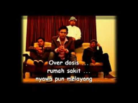Bondan Prakoso and Fade 2 black Narkoba lyric Cover Vindy