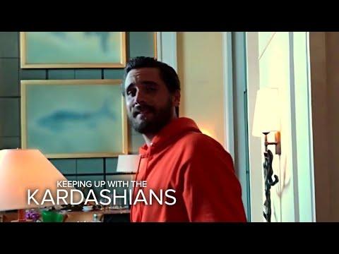 KUWTK | Is Scott Disick Hiding a Woman in Their Dubai Hotel? | E!