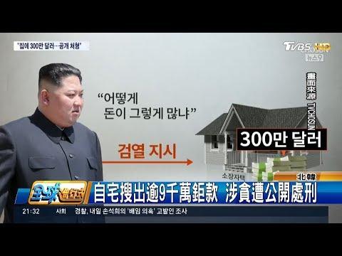 北韓迎賓館長涉收賄 平壤大街遭公開處決 全球進行式 20190216 (2/4)