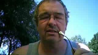 Videoblogg 1 fra camping Banugues i Asturias, Spain 3/8-2010