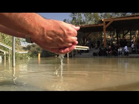 Baptism Site of Jesus in the Jordan River - Qsr Al Yahud