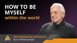 How to be myself within the world