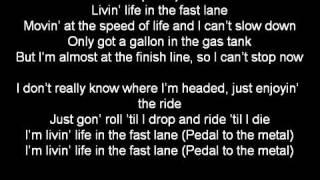 Eminem feat Royce Da 5'9     Fast Lane Lyrics