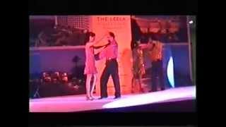 dance and fitness academy delhi ( step up delhi ) salsa dance performance