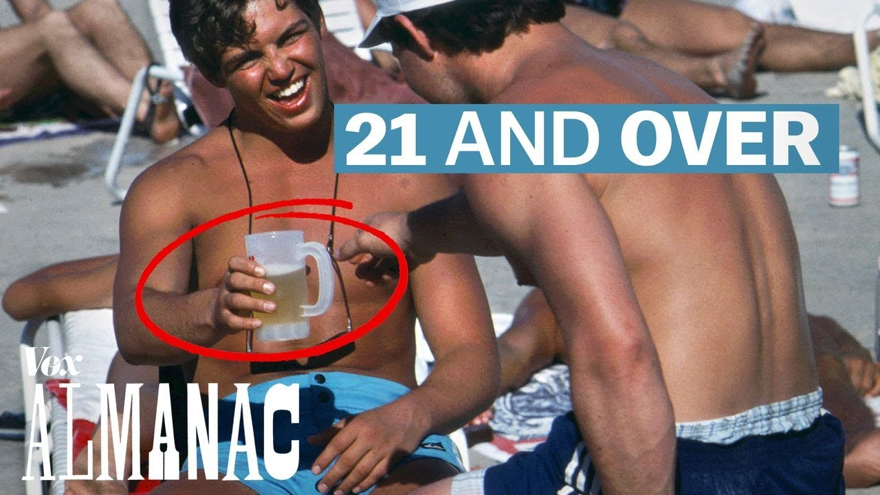 Why the US drinking age is 21 image
