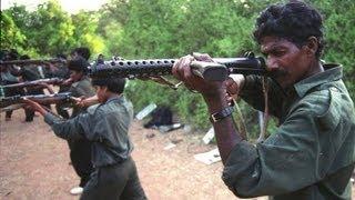 Massive Naxalite Attack Kills Salwa Judum Founder