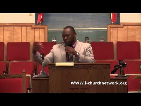 I-Church Network Minister Torrance Moore