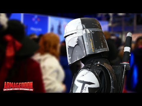 Armageddon Expo NZ 2017 | 4K Cinematic Event Showcase