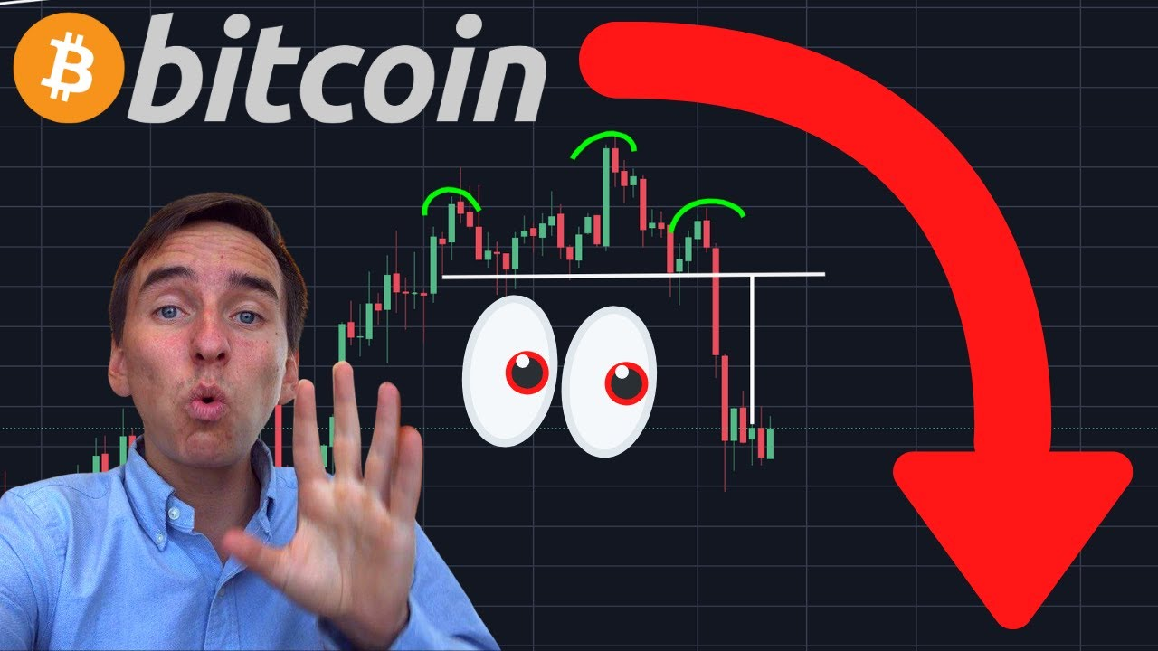 VERY VERY SCARY NEWS FOR BITCOIN IF THIS HAPPENS!!!!!!!!!!!!!