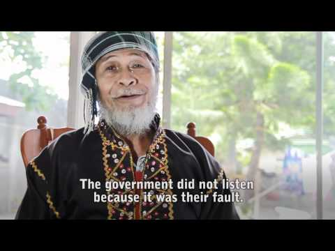 Timuay Boy Anoy - Ongoing Concerns and Request of the Subanon of Mt. Canatuan