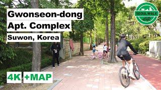 권선동 아파트단지, Exploring Gwonseon-…