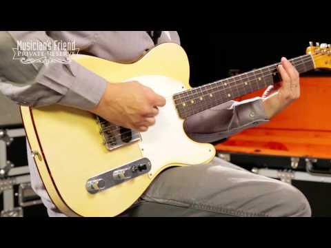 Fender Custom Shop 1959 Esquire Custom Relic Masterbuilt by John Cruz