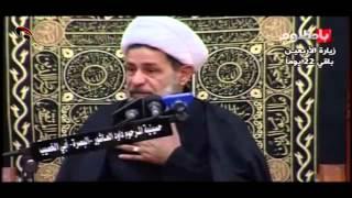 الشيخ جعفر الإبراهيمي الحسد وآثارة الإجتماعية