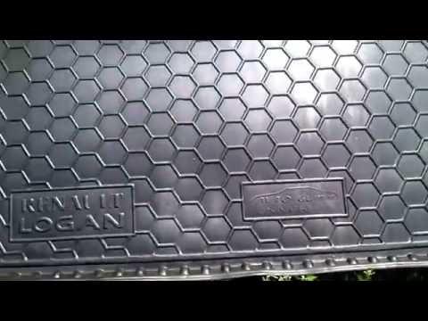 Коврик в багажник RENAULT Logan MCV с 2013 г. универсал AVTO GUMM