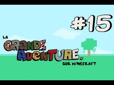 #15 La Grande Aventure sur Minecraft - LE POTAGER DE LA SORCIÈRE !