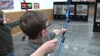 Youth Archery Classes At A-1 Archery