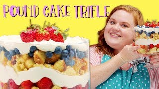 The Best Pound Cake Trifle Recipe | Smart Cookie | Well Done