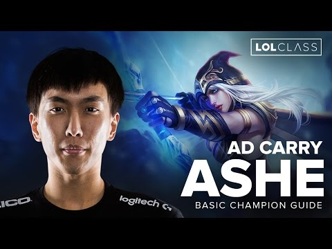 Ashe AD Carry Guide with TSM doublelift - Season 6 | League of Legends