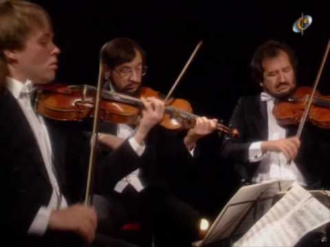 Grieg String Quartet, 4 Mov (Orlando Quartet)