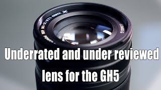 Panasonic 35-100mm f/2.8 Dual IS II + GH5 - underrated m43 lens for the GH5/s?