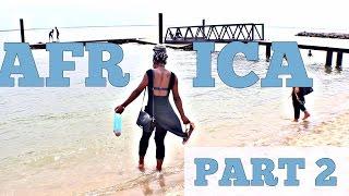 Yemi Alade ft Sauti Sol - Africa | Shantee Monfils | GIRL FIRST TRIP TO AFRICA PART 2