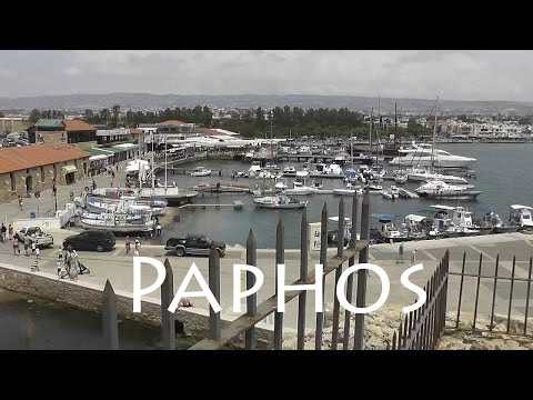 CYPRUS: Paphos City (Pafos) [HD]